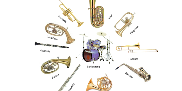 Instrumentenkarusell