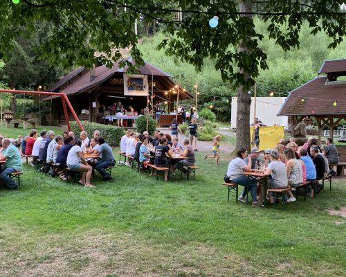 Seenachtsfest an der Prinzbachhütte 2019